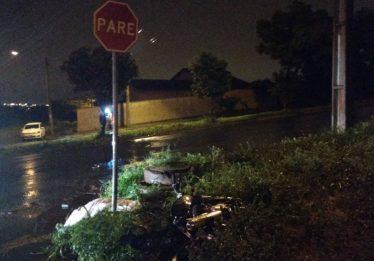 Duas mulheres morrem após acidente no Setor CenterVille, em Goiânia