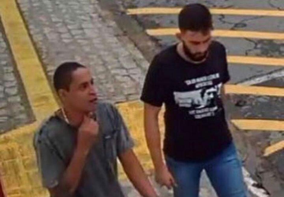 Bandidos flagrados roubando carro no Setor Sul são presos pela Rotam, em Goiânia