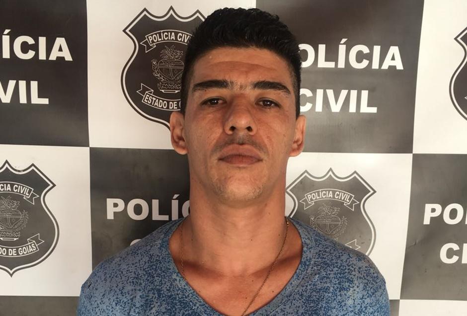 Polícia Civil prende autor de sequestro relâmpago em Caldas Novas