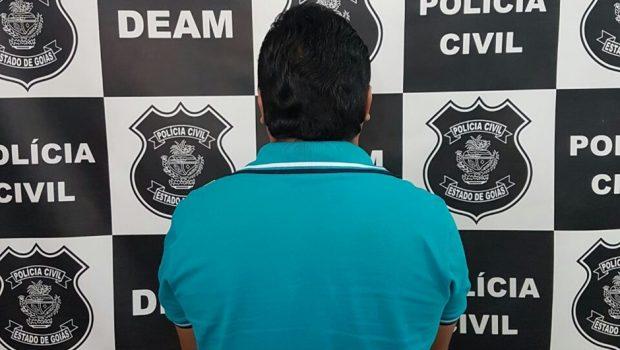 Suspeito de abusar de duas meninas de cinco anos é preso em Valparaíso de Goiás