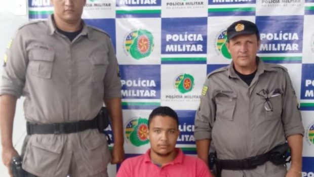 Rapaz é preso tentando usar dinheiro falso em shopping de Goiânia