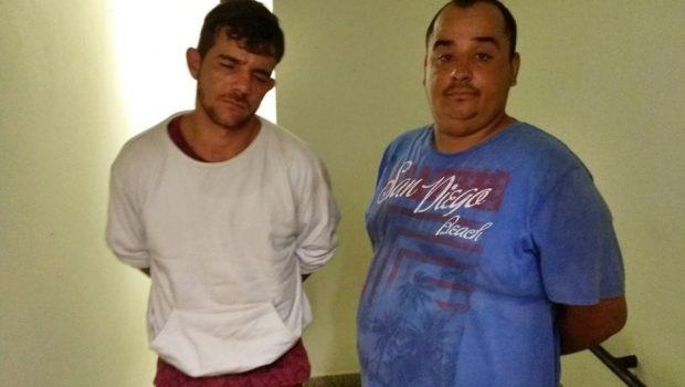 PM prende dupla que sequestrou dono de distribuidora, em Aparecida de Goiânia