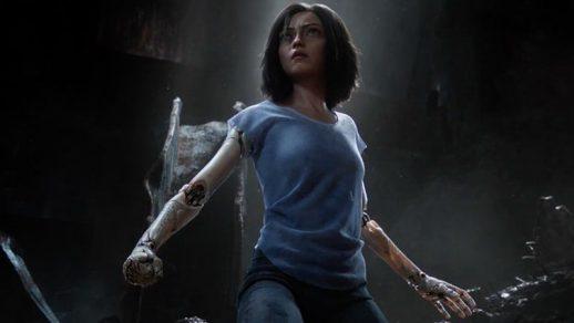 Veja o trailer estranho de Alita: Anjo de Combate