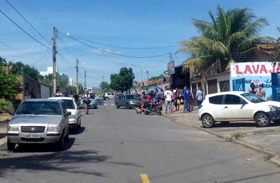 Homem é assassinado em oficina mecânica, em Aparecida de Goiânia
