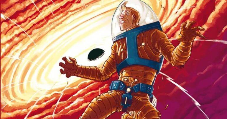 MSP vai fazer minissérie animada do Astronauta