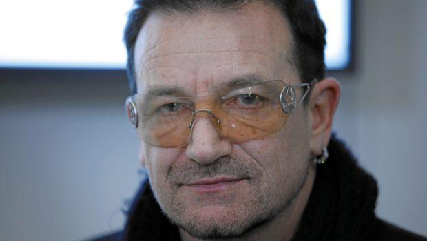 Música está 'muito feminina', diz Bono Vox em entrevista