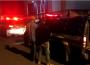 Assaltantes são detidos após roubarem pneus de caminhão na BR-364, em Jataí