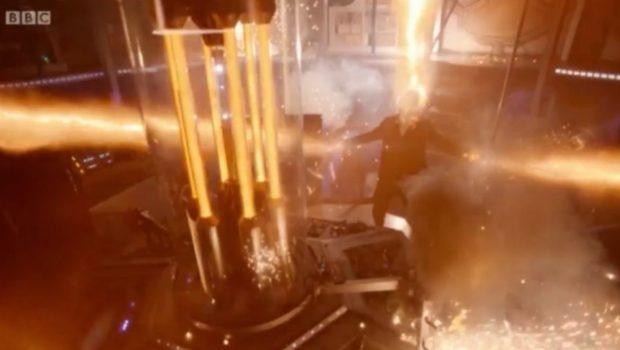 BBC divulga vídeo de regeneração de novo Doctor Who