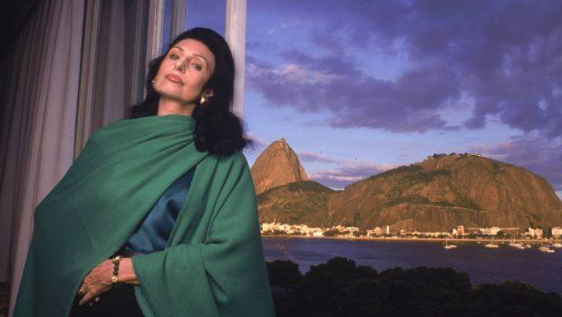 Morre, no Rio, Carmen Mayrink Veiga, aos 88 anos