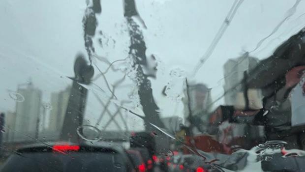 Goianos podem se preparar para chuvas durante toda a semana