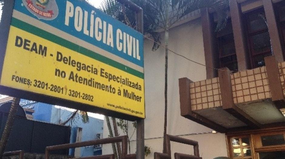 Mulher denuncia agressão e estupro de companheiro, em Goiânia