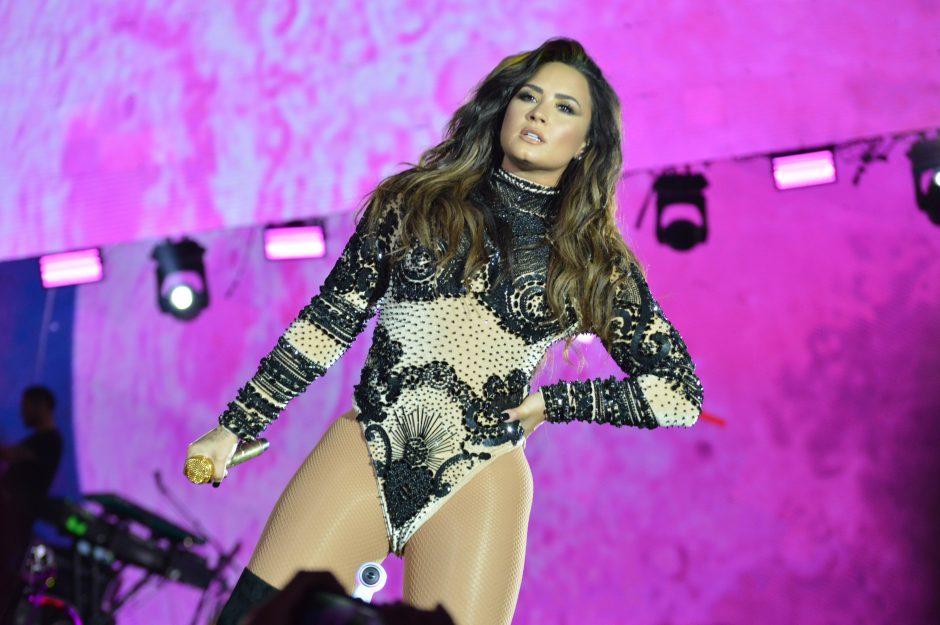 Shows da Demi Lovato no Brasil podem ser adiados para fim do ano