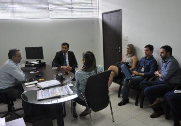 Programas do Detran-GO são elogiados durante vistoria de técnicos do Tocantins e Paraná