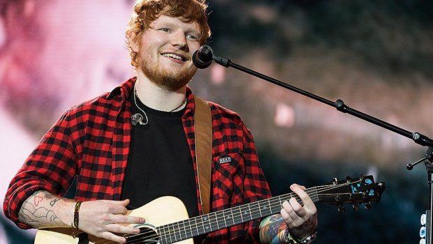Ed Sheeran anuncia dois shows no Brasil em 2019