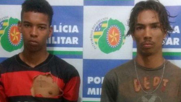 Dupla suspeita de roubos morre em confronto com policiais, outros dois foram presos