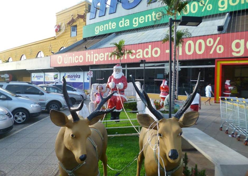 Feira especial de Natal começa neste sábado, no Setor Coimbra
