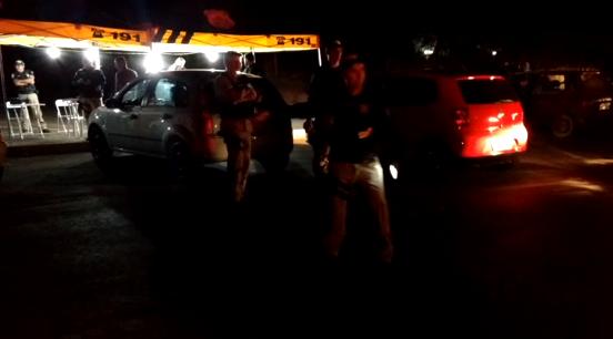 PRF flagra mais de 40 motoristas alcoolizados na BR-153, em Goiânia