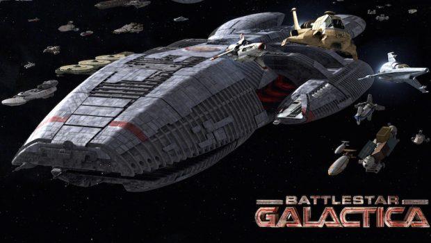 Criador de Battlestar Galactica vai fazer nova ficção-científica para a Apple