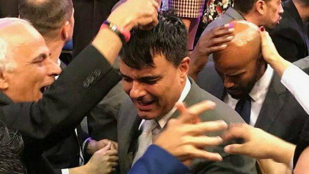 Guilherme de Pádua se torna pastor de igreja evangélica