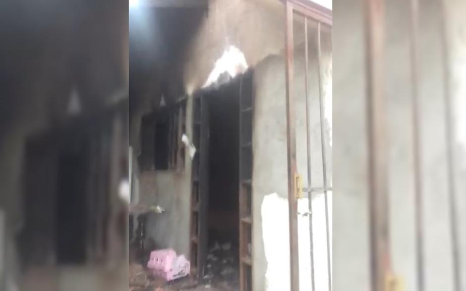 Aposentada perde tudo após incêndio e precisa de doações, em Goiânia