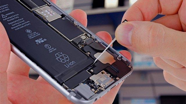 Troca de bateria do iPhone no Brasil terá desconto maior que nos EUA
