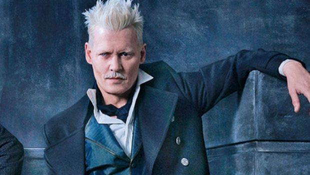 J.K. Rowling se manifesta sobre presença de Johnny Depp em 'Animais Fantásticos'