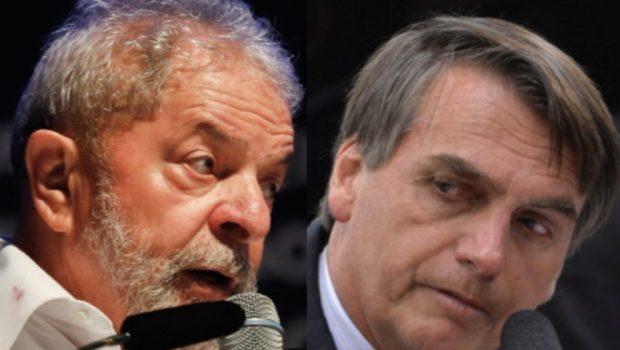 Lula lidera, e Bolsonaro se consolida em 2º, aponta pesquisa Datafolha
