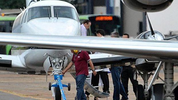 Maluf chega a Brasília para cumprir pena por lavagem de dinheiro