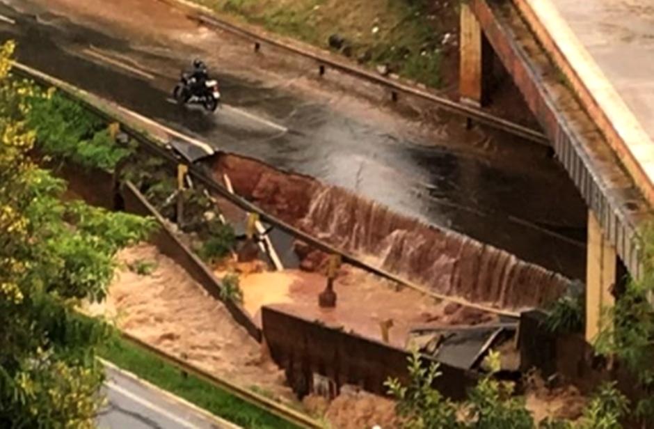 Engenheiro desmente áudio divulgado nas redes sociais sobre problemas da Marginal Botafogo