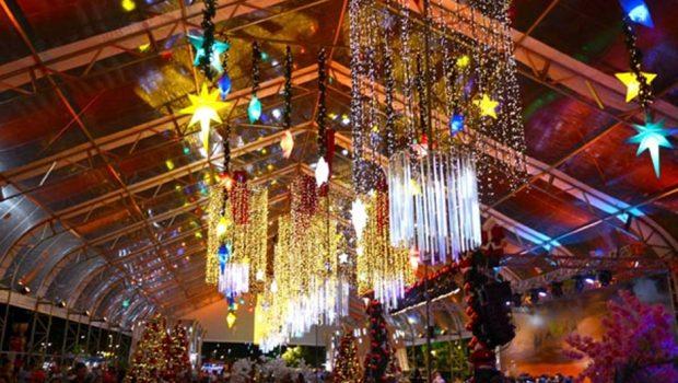 Natal na Praça Cívica vai até o dia 30 de dezembro