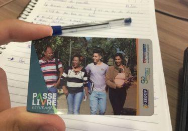 Cadastro e recadastro do passe livre estudantil começa na próxima sexta-feira (18)