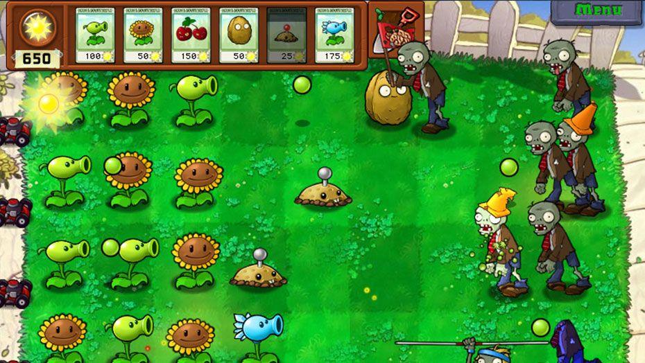 você pode baixar plants vs zombies de graça no seu pc