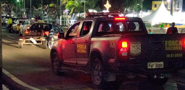 Mesmo com homens do Exército na rua, crimes continuam em Natal
