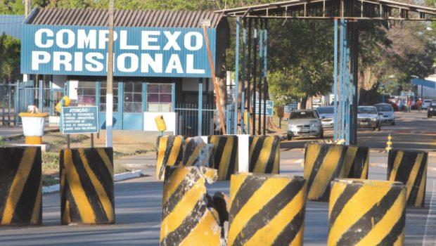 Preso do regime semiaberto é morto durante fuga do Complexo Prisional de Aparecida