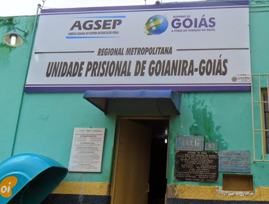 MP denuncia 14 pessoas por envolvimento em morte de detento em Goianira