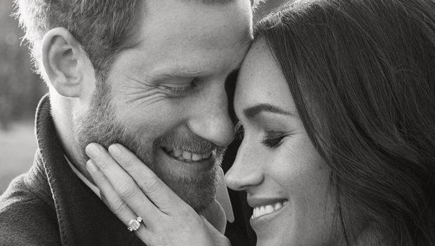 Noiva do príncipe Harry é batizada em cerimônia secreta, diz jornal
