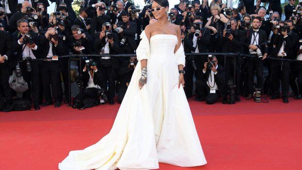 Rihanna é eleita a pessoa mais influente da moda em 2017