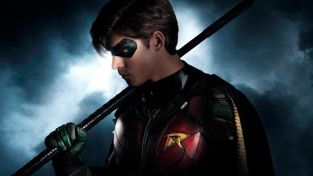 Titans: Divulgada primeira imagem do Robin