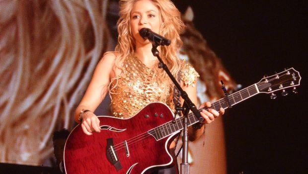 'El Dorado Tour': Shakira fará três shows no Brasil em outubro deste ano