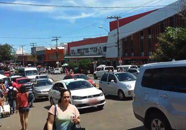 Desde sexta-feira, mais de 550 autuações de trânsito foram feitas na Região da 44