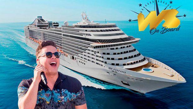 Wesley Safadão lançará seu próprio cruzeiro em 2018