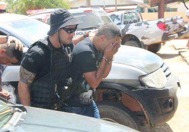 Três são presos suspeitos de executar a tiros prefeito de Colniza (MT)