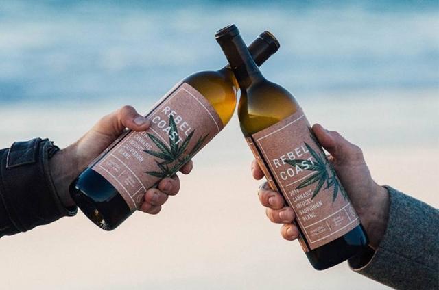 Empresa cria vinho de maconha que não dá ressaca