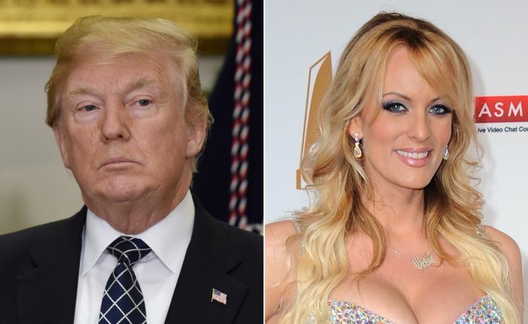Atriz pornô recebeu US$ 130 mil para silenciar sobre encontro com Trump, diz jornal