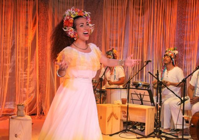 Musical baseado em Clara Nunes estreia no domingo (21)