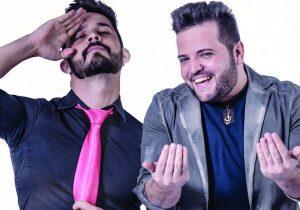 Dyogo & Deluca se apresentam no Rodeo Rock Bar
