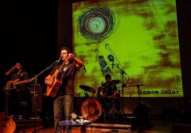 Dante Ventura leva pop rock para Pirenópolis neste fim de semana