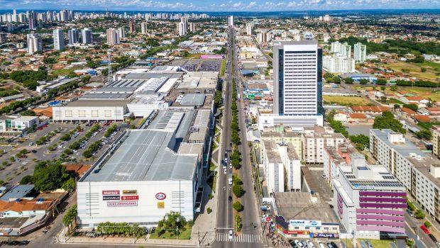 Crescimento da Avenida Rio Verde favorece a aposta em empreender na região