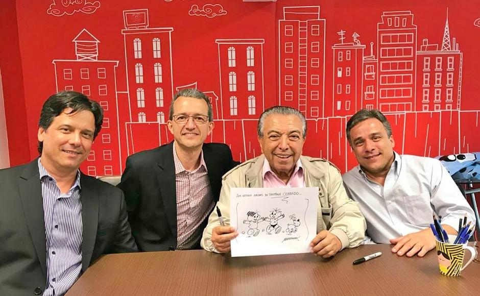 Goiânia ganhará a primeira Estação Turma da Mônica do país