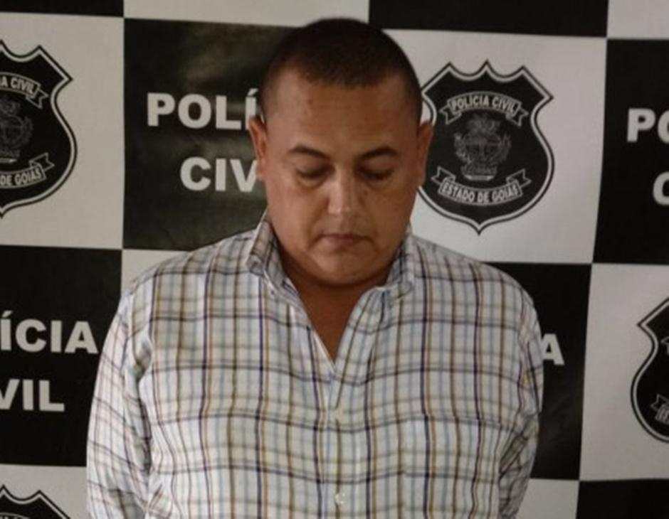 Homem é preso após dar prejuízos de R$ 500 mil em empresários de Niquelândia